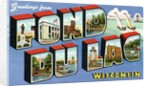 Greeting Card from Fond du Lac, Wisconsin by Corbis