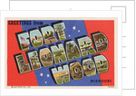 Greeting Card from Fort Leonard Wood by Corbis