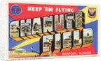 Greeting Card from Chanute Field by Corbis