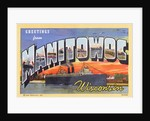 Greeting Card from Manitowoc, Wisconsin by Corbis