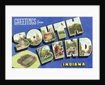 Greeting Card from South Bend, Indiana by Corbis