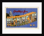 Greeting Card from Washington D.C. by Corbis