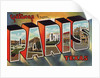 Greeting Card from Paris, Texas by Corbis