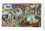 Greeting Card from Sacramento, California by Corbis