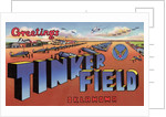 Greeting Card from Tinker Field, Oklahoma by Corbis