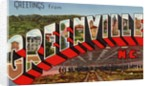 Greeting Card from Greenville, North Carolina by Corbis