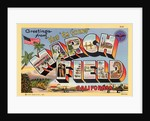 Greeting Card from March Field by Corbis