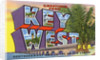 Postcard with Greetings from Key West by Corbis