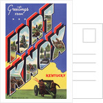 Greeting Card from Fort Knox by Corbis