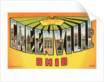 Greeting Card from Greenville, Ohio by Corbis