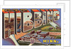 Greeting Card from Hibbing, Minnesota by Corbis