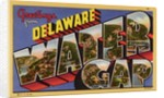 Greeting Card from Delaware Water Gap by Corbis