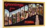 Greeting Card from Pittsburgh, Pennsylvania by Corbis