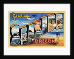 Greeting Card from Seaside, Oregon by Corbis
