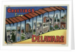 Greeting Card from Wilmington, Delaware by Corbis