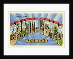 Greeting Card from Brattleboro, Vermont by Corbis