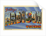 Greeting Card from Madison, Wisconsin by Corbis