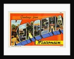 Greeting Card from Kenosha, Wisconsin by Corbis