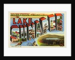 Greeting Card from Lake Sunapee by Corbis