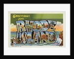Greeting Card from Rhode Island by Corbis