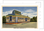 Hightstown Diner by Corbis