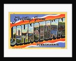 Greeting Card from Johnstown, Pennsylvania by Corbis