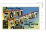 Greeting Card from Point Lookout by Corbis