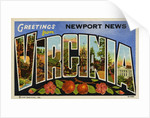 Greeting Card from Newport News, Virginia by Corbis