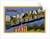 Greeting Card from Brigham, Utah by Corbis