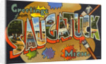 Greeting Card from Saugatuck, Michigan by Corbis