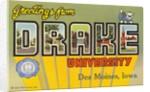 Postcard from Drake University by Corbis
