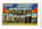 Greeting Card from North Dakota by Corbis