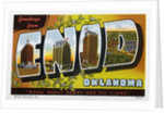 Greeting Card from Oklahoma by Corbis