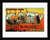 Greeting Card from Indiana by Corbis