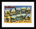 Greeting Card from New Mexico by Corbis