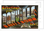 Greeting Card from Illinois by Corbis