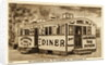 Postcard of the Lackawanna Trail Diner by Corbis