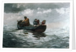 Crab Fishing by Winslow Homer