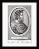 Poet Pierre de Ronsard by Corbis