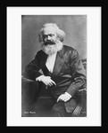 Karl Marx by Corbis