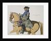Print Depicting King George II on Horseback by Corbis