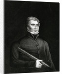 Sir John Ross Engraving by Corbis