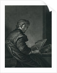 Salvator Rosa Engraving by John Neagle