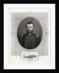 General Ulysses S. Grant Engraving by Corbis
