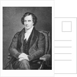 Engraving by Charles Jeremie Fuhr After Francois Arago Painting by Henry Scheffer