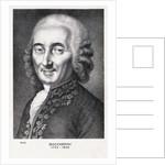 Boccherini Engraving by Corbis