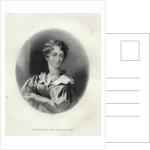 The Rt. Honble Lady Caroline Lamb Illustration by Corbis