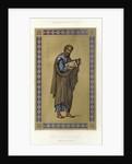 Book Illustration of Saint John the Evangelist by Corbis