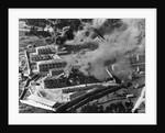 R.A.F. Air Raid on Italy by Corbis