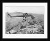"CH-54 ""Flying Crane"" in Flight by Corbis"